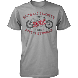 Speed & Strength Hot Rods T-Shirt - TourMaster Women's Flex Pants