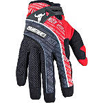 Speed & Strength Lunatic Fringe Gloves - Speed and Strength Shorty Motorcycle Gloves