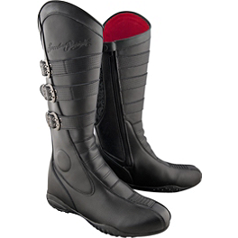 Speed & Strength Women's MotoLisa Boots - Icon Women's Bombshell Boots