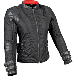 Speed & Strength Women's MotoLisa Textile Jacket - Speed & Strength Women's Six Speed Sisters Textile Jacket