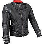 Speed & Strength Women's MotoLisa Textile Jacket - Speed and Strength Motorcycle Riding Jackets
