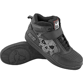 Speed & Strength Moto Mercenary Shoes - Alpinestars Joey WP Shoes