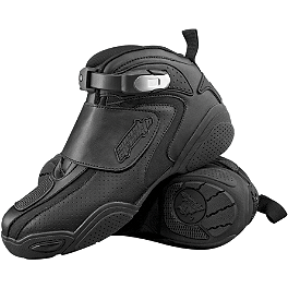 Speed & Strength Moment Of Truth Shoe - Alpinestars Blacktop Riding Shoe