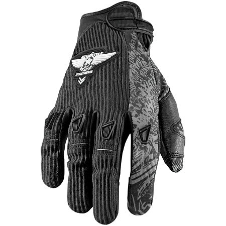 Speed & Strength My Weapon Gloves - Main