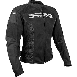 Speed & Strength Women's Radar Love Mesh Jacket - Speed & Strength Women's Kiss 'N Tell Textile Jacket