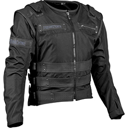 Speed & Strength Rage With The Machine Jacket - Speed & Strength 62 Motorsports Textile Jacket