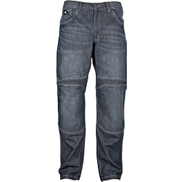 Speed & Strength Rage With The Machine Jeans - AGVSport Corsica Kevlar Jeans