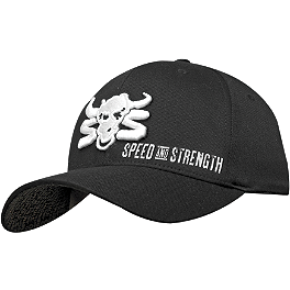 Speed & Strength Run With Bulls Hat - Speed & Strength Bikes Are In My Blood Hat