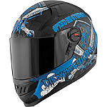 Speed & Strength SS1300 Helmet - Live By The Sword - Speed and Strength Motorcycle Helmets and Accessories