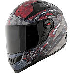 Speed & Strength SS1300 Helmet - Rage With The Machine - Speed and Strength Full Face Motorcycle Helmets