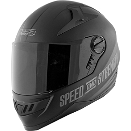 Speed & Strength SS1300 Helmet - Under The Radar - AFX FX-120 Helmet