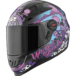 Speed & Strength SS1300 Helmet - Wicked Garden - Scorpion EXO-R410 Helmet - Orchid