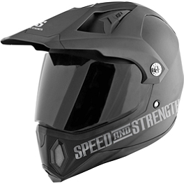 Speed & Strength SS2500 Helmet - Hell N' Back - Speed & Strength SS2500 Anti-Fog Shield