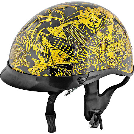 Speed & Strength SS500 Helmet - Hard Knock Life - Main