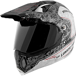 Speed & Strength SS2500 Helmet - Lunatic Fringe - Speed & Strength SS2500 Anti-Fog Shield