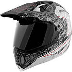 Speed & Strength SS2500 Helmet - Lunatic Fringe - Speed and Strength Full Face Dirt Bike Helmets