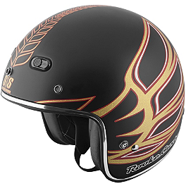 Speed & Strength SS600 Helmet - Rooke Customs - AGV RP60 Helmet - Royal