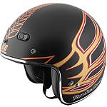 Speed & Strength SS600 Helmet - Rooke Customs - Speed and Strength Motorcycle Open Face
