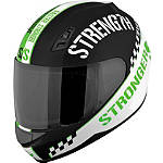 Speed & Strength SS700 Helmet - Top Dead Center - Womens Full Face Motorcycle Helmets