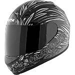 Speed & Strength Women's SS700 Helmet - To The Nine's - Speed and Strength Motorcycle Products