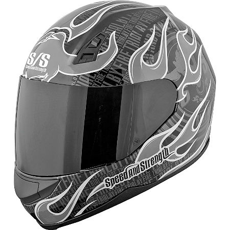 Speed & Strength SS700 Helmet - Trial By Fire - Main
