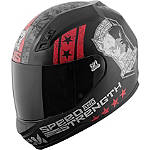 Speed & Strength SS700 Helmet - Dogs Of War - Speed and Strength Full Face Dirt Bike Helmets