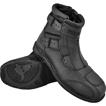 Speed & Strength Speed Shop Boots - Main