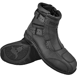 Speed & Strength Speed Shop Boots - Vega Night Train Boots