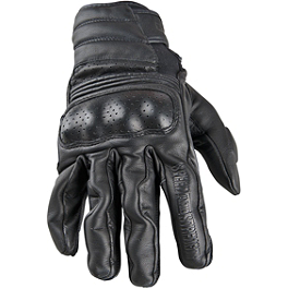 Speed & Strength Strip Search Gloves - REV'IT! Defender GTX Jacket