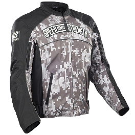 Speed & Strength Seven Sins Jacket - Power Trip US Army Delta Mesh Jacket
