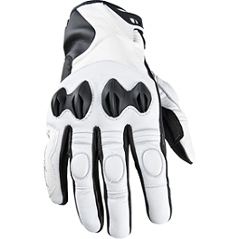 Speed & Strength Women's Sinfully Sweet Gloves - AXO Trans-Am Gloves