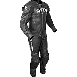 Speed & Strength Triple Crown Leather One-Piece Suit - Alpinestars Motegi Leather Two-Piece Suit