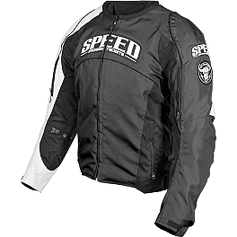 Speed & Strength Top Dead Center Jacket - Speed & Strength 62 Motorsports Textile Jacket