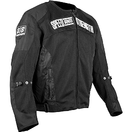 Speed & Strength Trial By Fire Mesh Jacket - Speed & Strength 62 Motorsports Textile Jacket