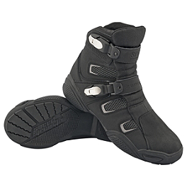 Speed & Strength Urge Overkill Boots - Icon Field Armor 2 Boots