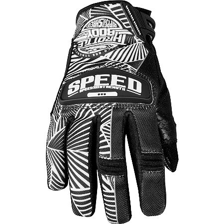 Speed & Strength Women's Throttle Body Gloves - Main