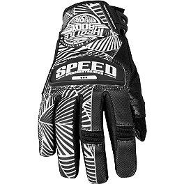 Speed & Strength Women's Throttle Body Gloves - Speed & Strength Women's Sinfully Sweet Gloves