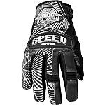Speed & Strength Women's Throttle Body Gloves - Speed and Strength Throttle body Motorcycle Gloves