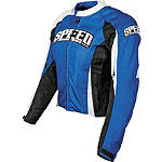 Speed & Strength Women's Throttle Body Jacket - Speed and Strength Motorcycle Riding Jackets
