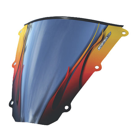 Sportech Flame Series Windscreen - Main