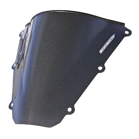 Sportech V-Flow Series Windscreen - Carbon Look - Main