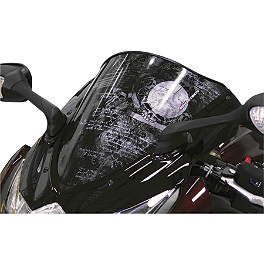 Sportech Argyle Series Windscreen - 2010 Yamaha YZF - R6 Sportech Argyle Series Windscreen