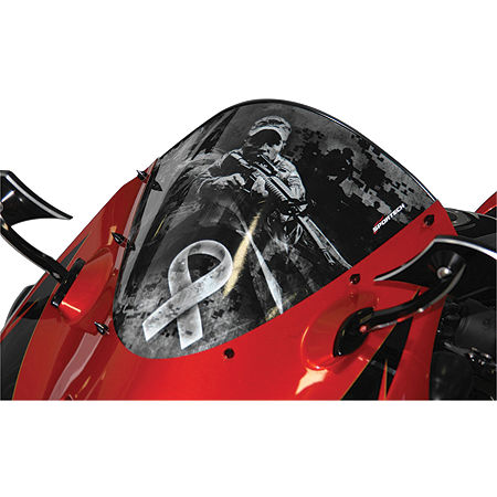 Sportech Ranger Series Windscreen - Main