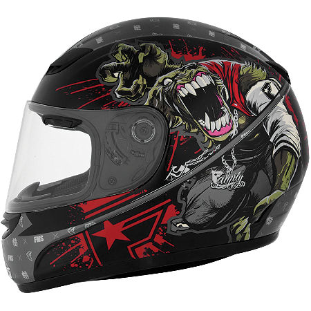 Sparx S-07 J Beats Replica Helmet - Stars And Straps - Main