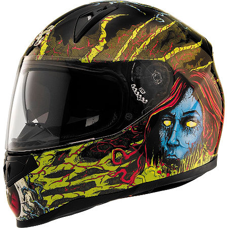 Sparx Tracker Helmet - Demonatrix - Main