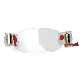 Spy Klutch/Whip/Targa 3 Clear View Tear-Offs - 20 Pack - Spy Klutch/Whip/Targa 3 Clear View System