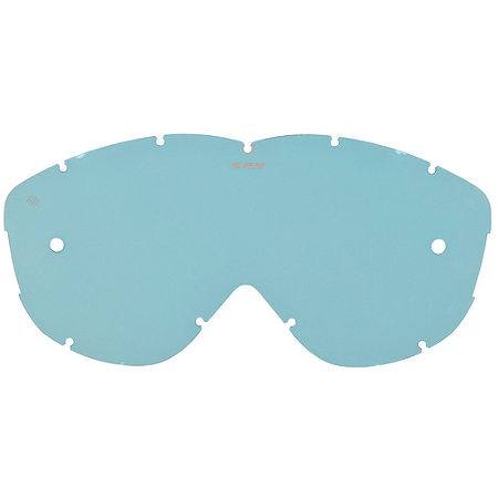 Spy Alloy & Targa Lens With Posts - Blue With Blue Spectra - Main