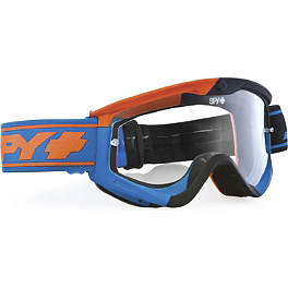 2014 Spy Targa 3 Goggles - 2013 Spy Klutch Jeremy McGrath Signature Goggles