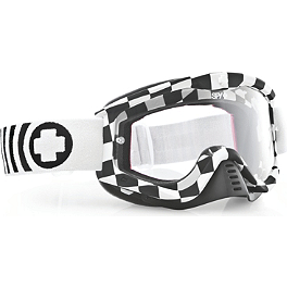 2014 Spy Whip Goggles - 2013 Spy Klutch Jeremy McGrath Signature Goggles