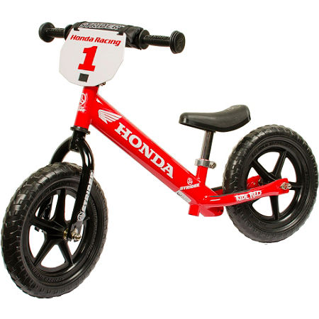 Strider No-Pedal Balance Bike - Honda Graphics - Main